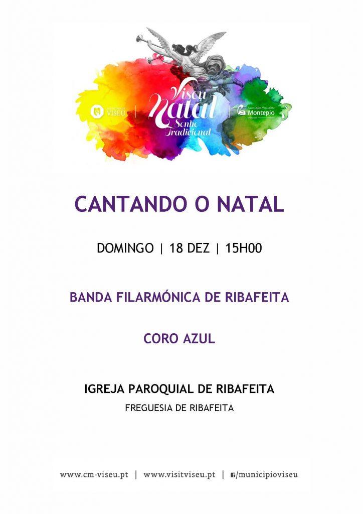 """Concerto """"Cantando o Natal"""""""